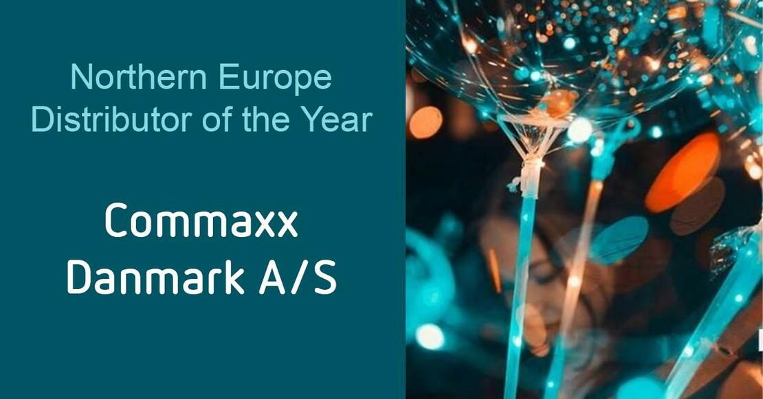 Northern Europe Distributor of the Year 2020