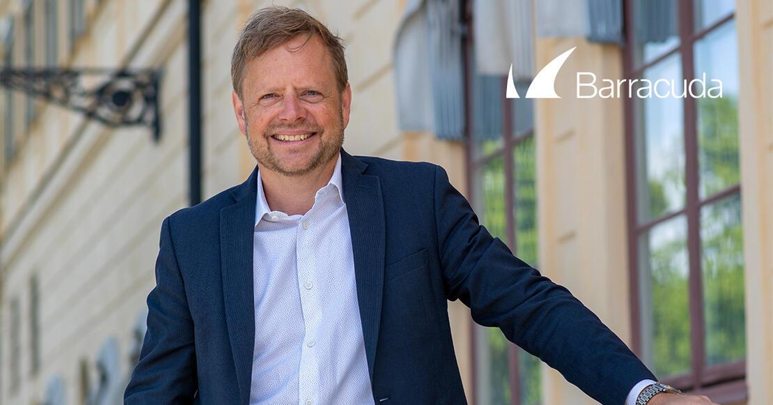 Peter Gustafsson, Barracuda Networks