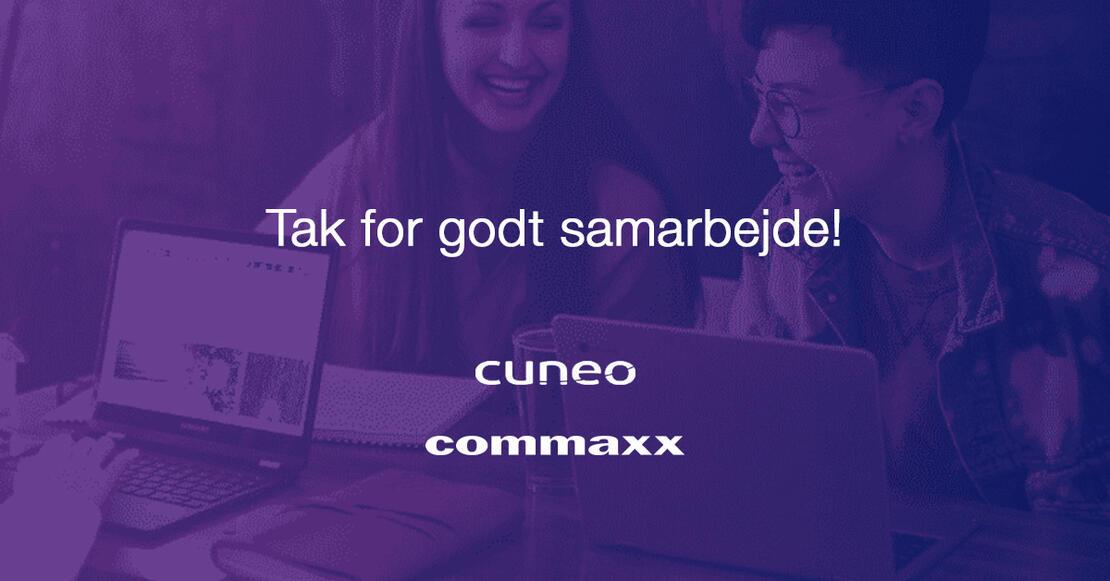 Godt samarbejde med Cuneo